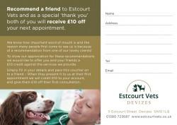 Estcourt Recommend A Friend