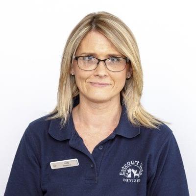 Julie Heweson - Receptionist