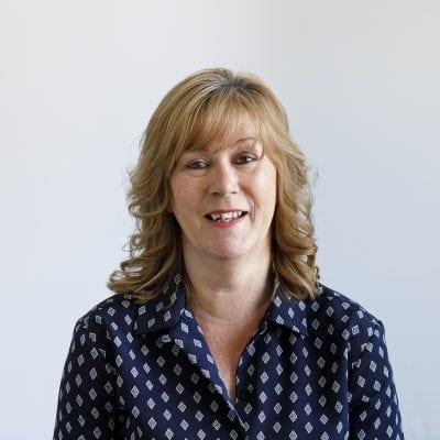 Diana Fozzard - Receptionist